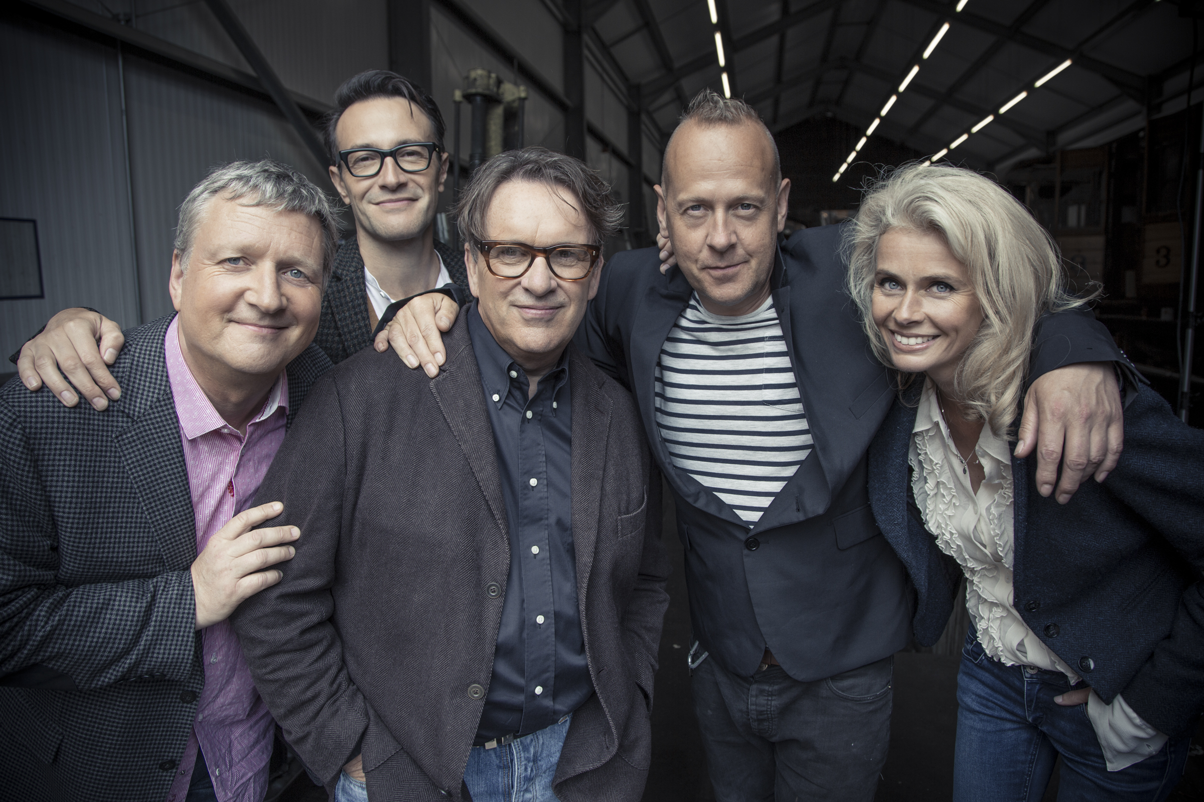 Squeeze - Join The Dots UK Tour