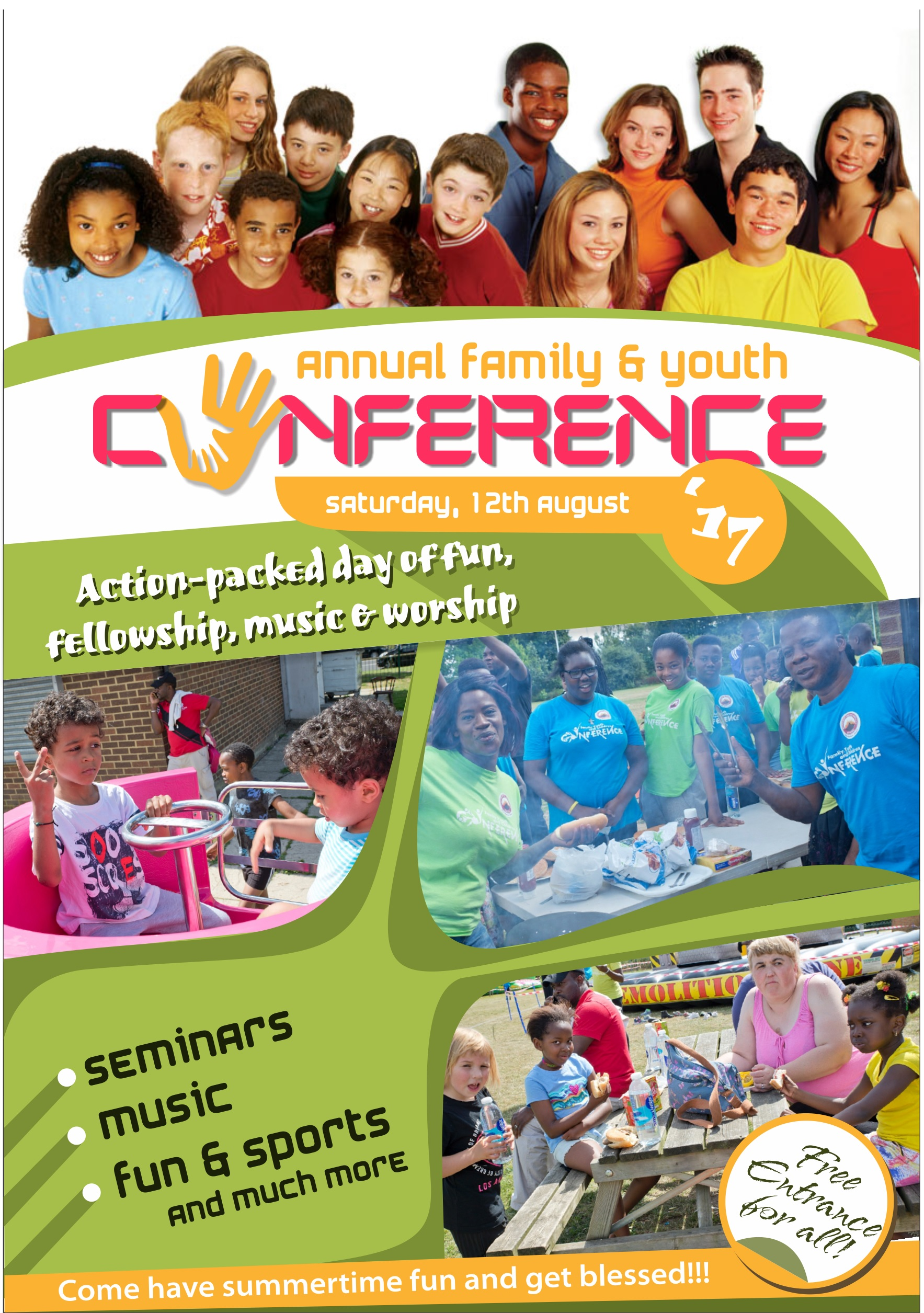 Family, Youth & Children Conference