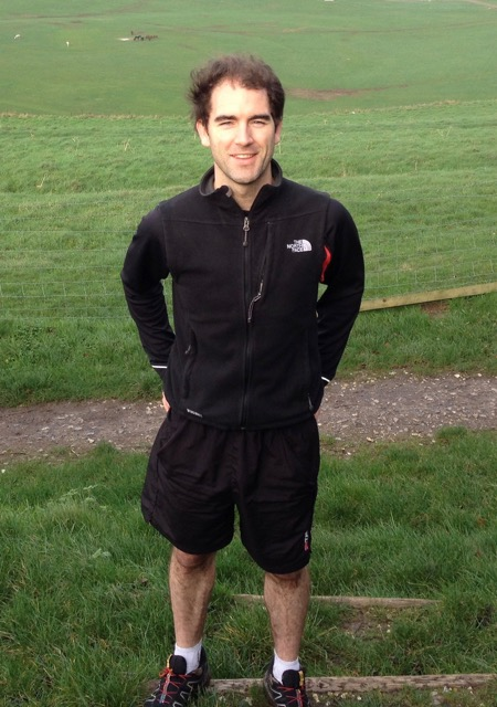 Man to tackle gruelling four-day challenge in aid of mental health charity