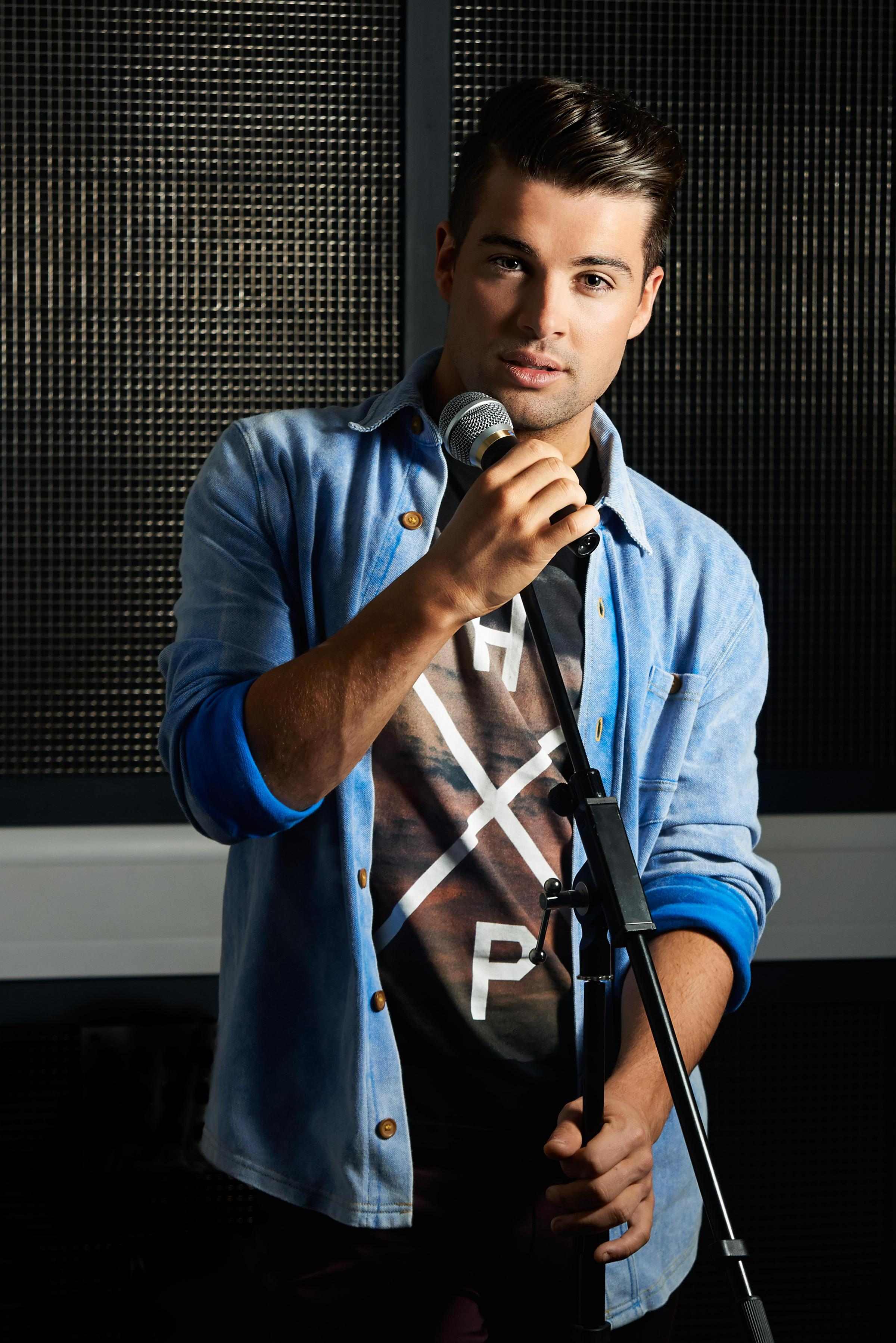 Joe McElderry comes to the Wycombe Swan
