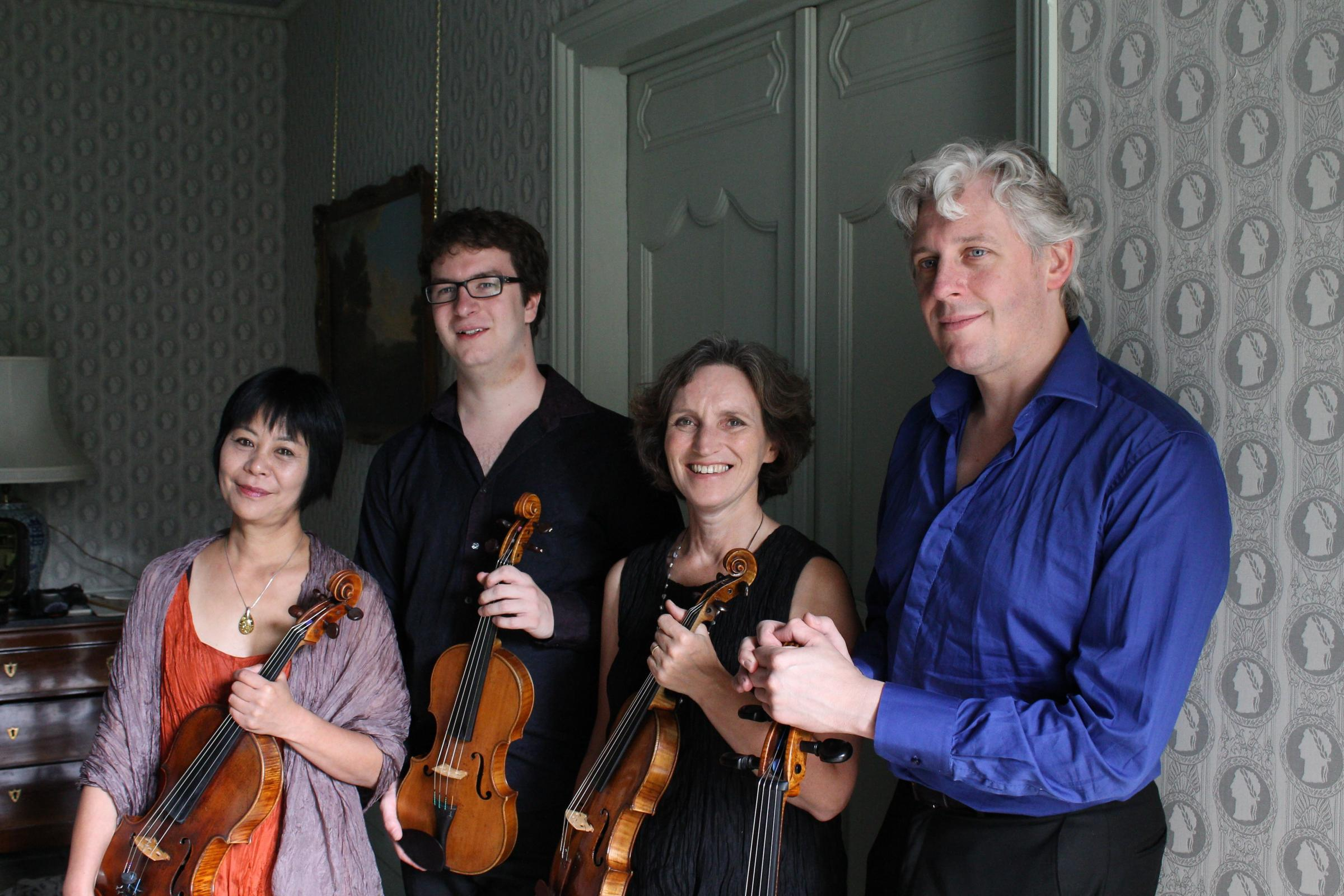 Dante String Quartet (Octagon Music Society)