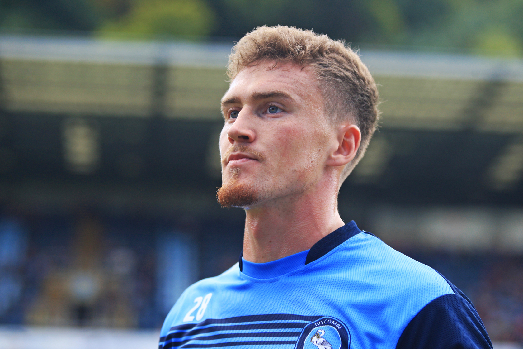 Scarr is living the dream at Wycombe Wanderers