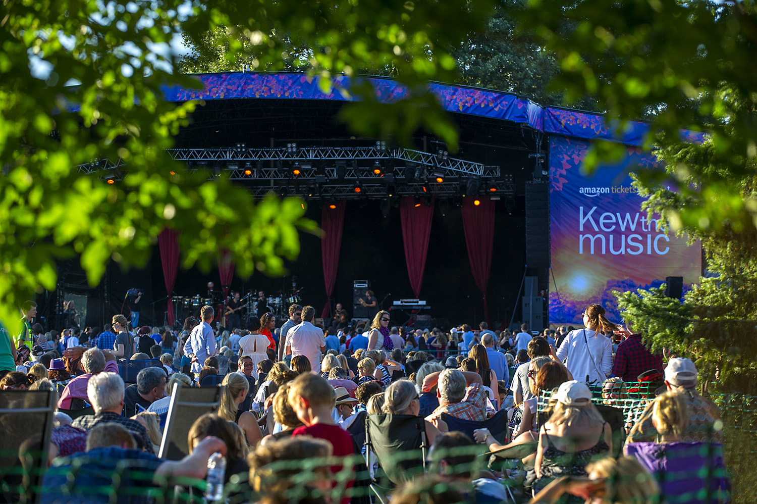 Kew the Music 2018