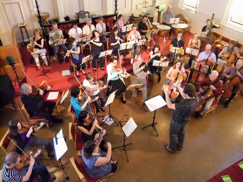 Marlow Orchestra Free Performance