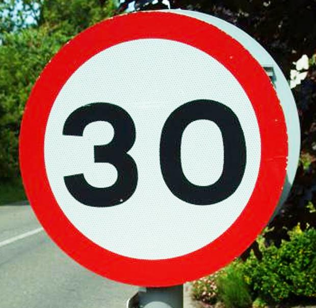 Serviceman fears for public saftey due to speeding cars