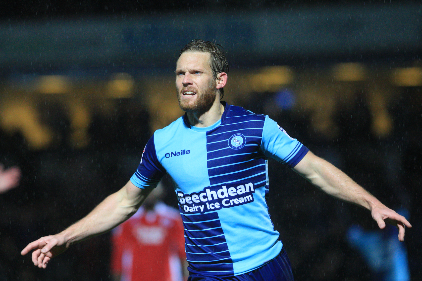 Craig Mackail-Smith scored a hat-trick at the previous meeting in November