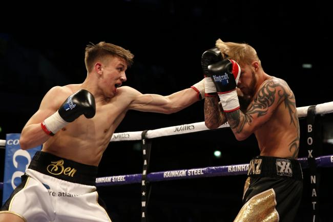 Smith hopes to showcase his skills at the Copper Box