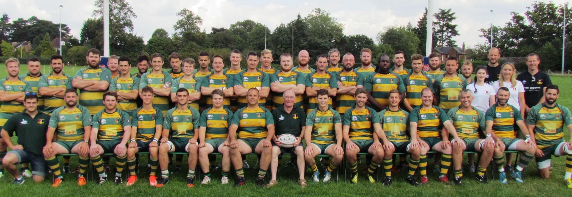 Beaconsfield Rugby Club host a bumper day of rugby