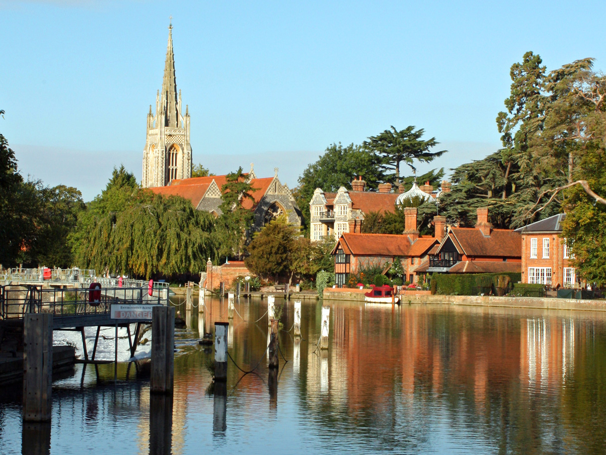 Curious About Marlow