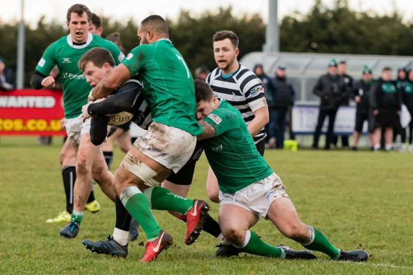 Chinnor endured a torrid start to 2018
