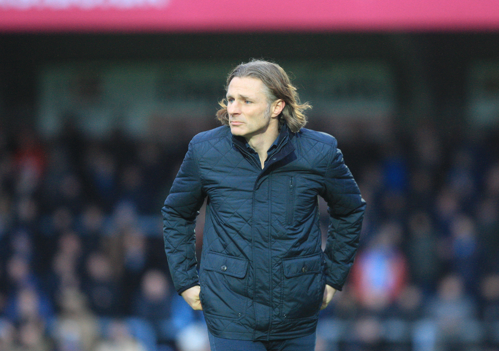 Wycombe boss Ainsworth eyes a busy January