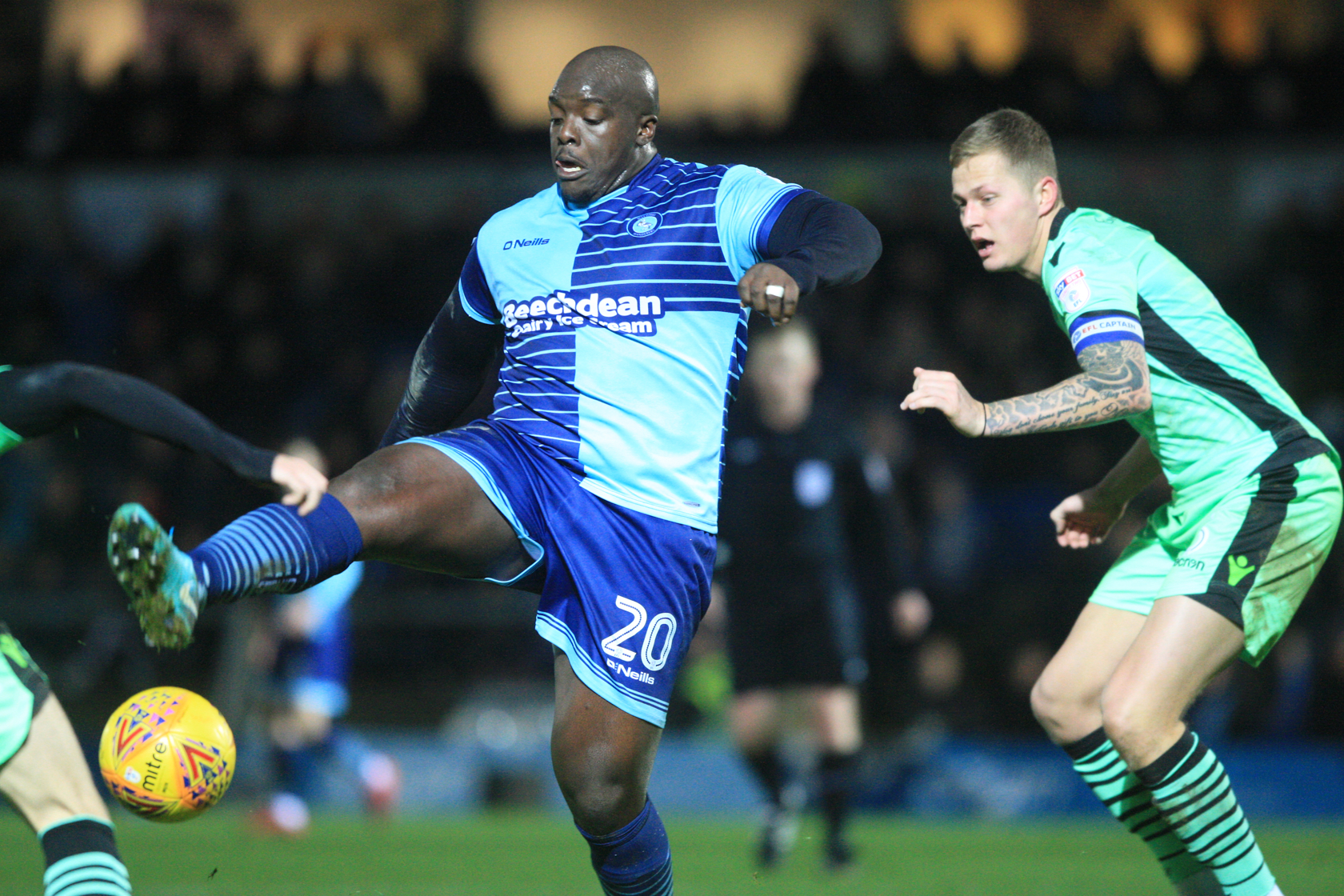 Akinfenwa: I would much rather promotion than personal milestones