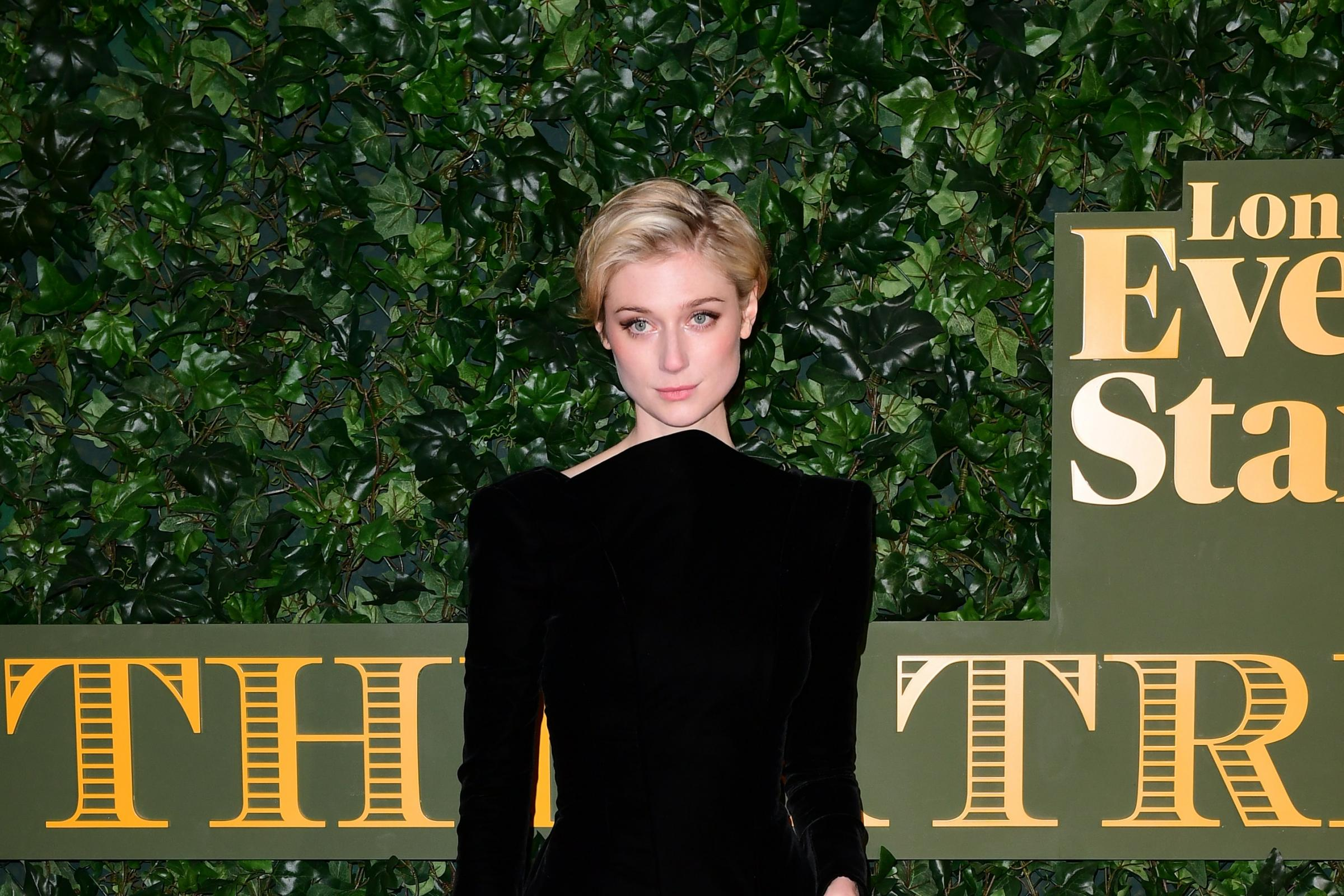 Elizabeth Debicki said things need to be changed at the 'grassroots' in order to ring in the changes (Ian West/PA)