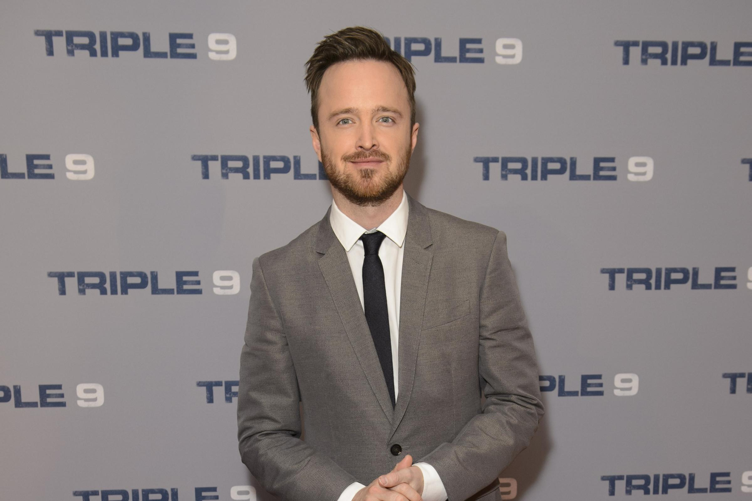 Aaron Paul (Matt Crossick/PA)