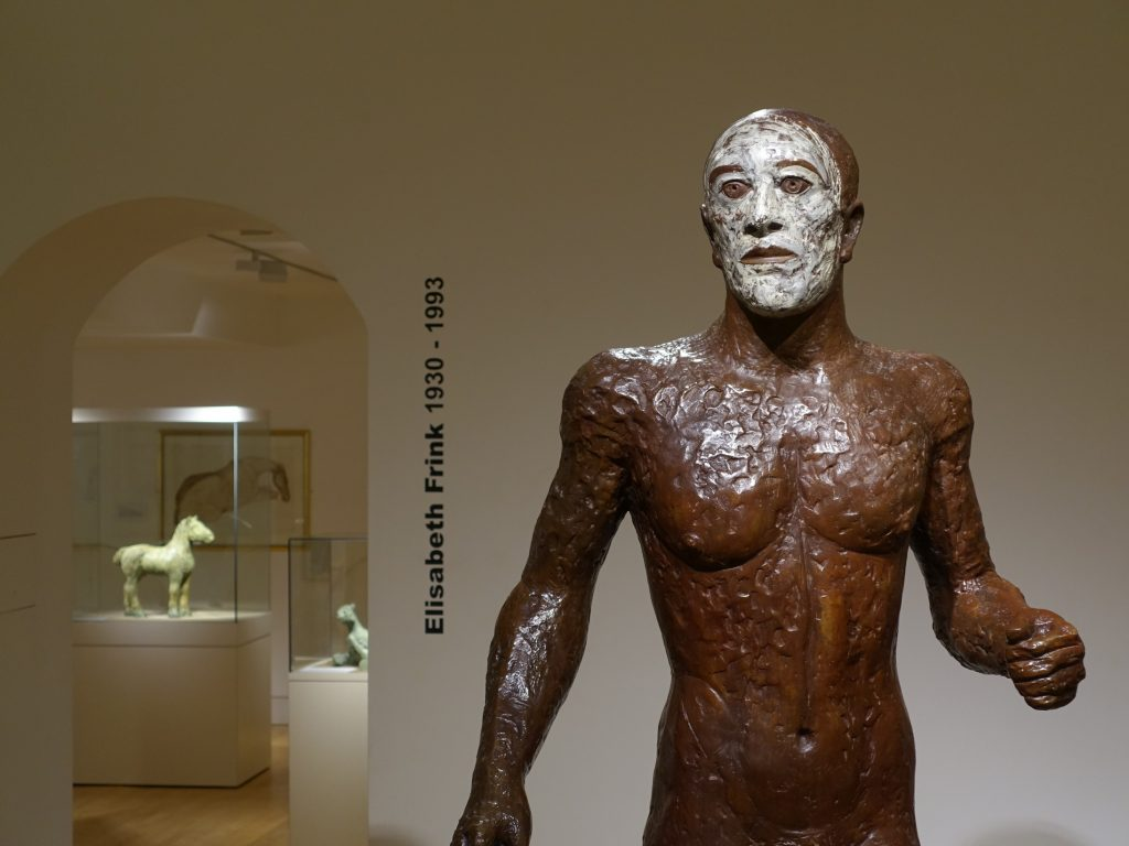 Gallery Tours of Elisabeth Frink exhibition