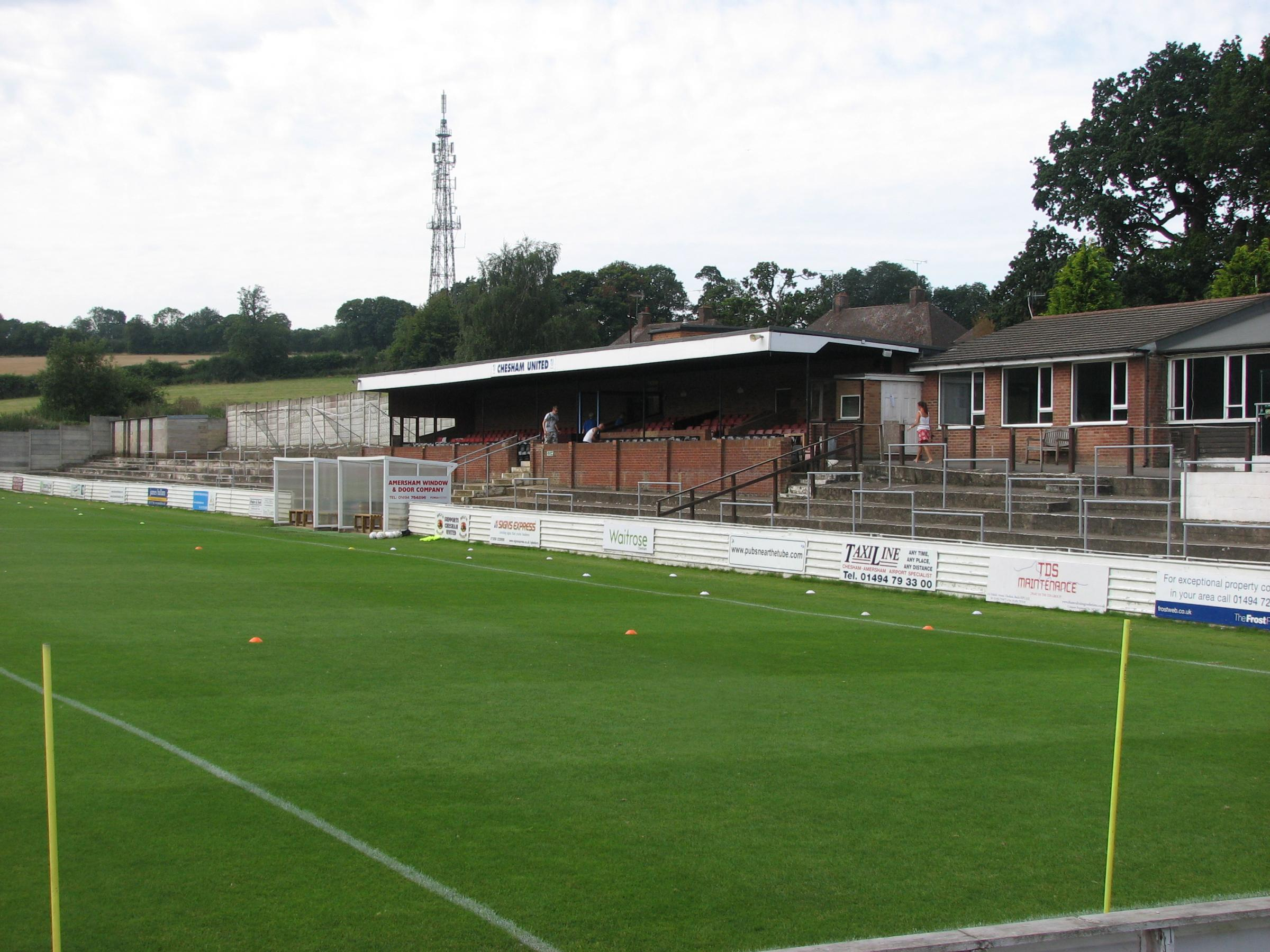 Chesham United's future is uncertain over a planned move away from The Meadow