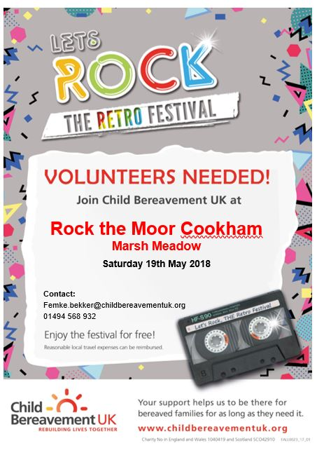 Rock the Moor Cookham