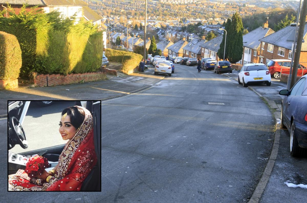 Sameha Mahmood crushed to death by car after it rolled off steep