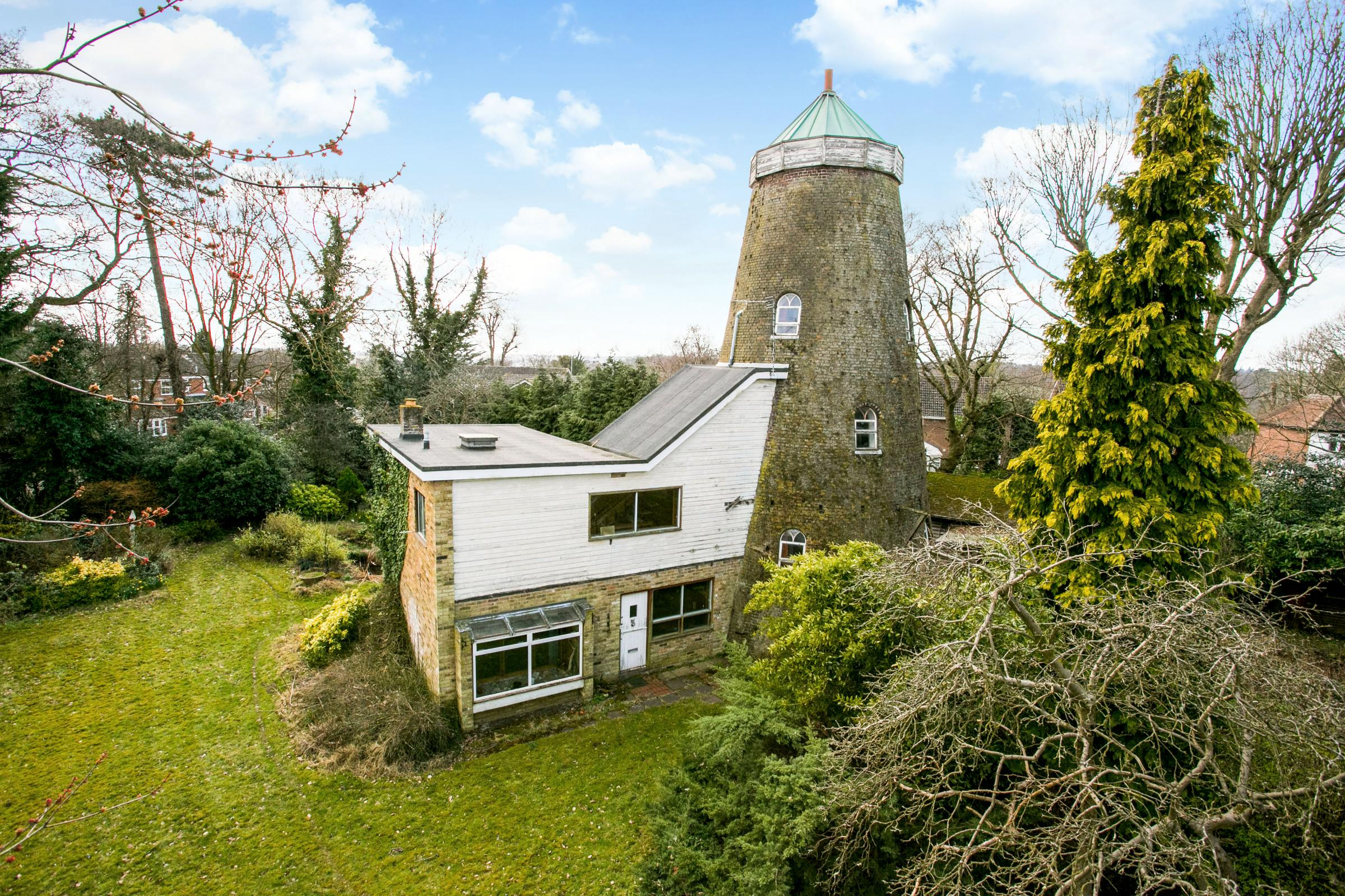 PROPERTY: Landmark Grade-II listed windmill for sale