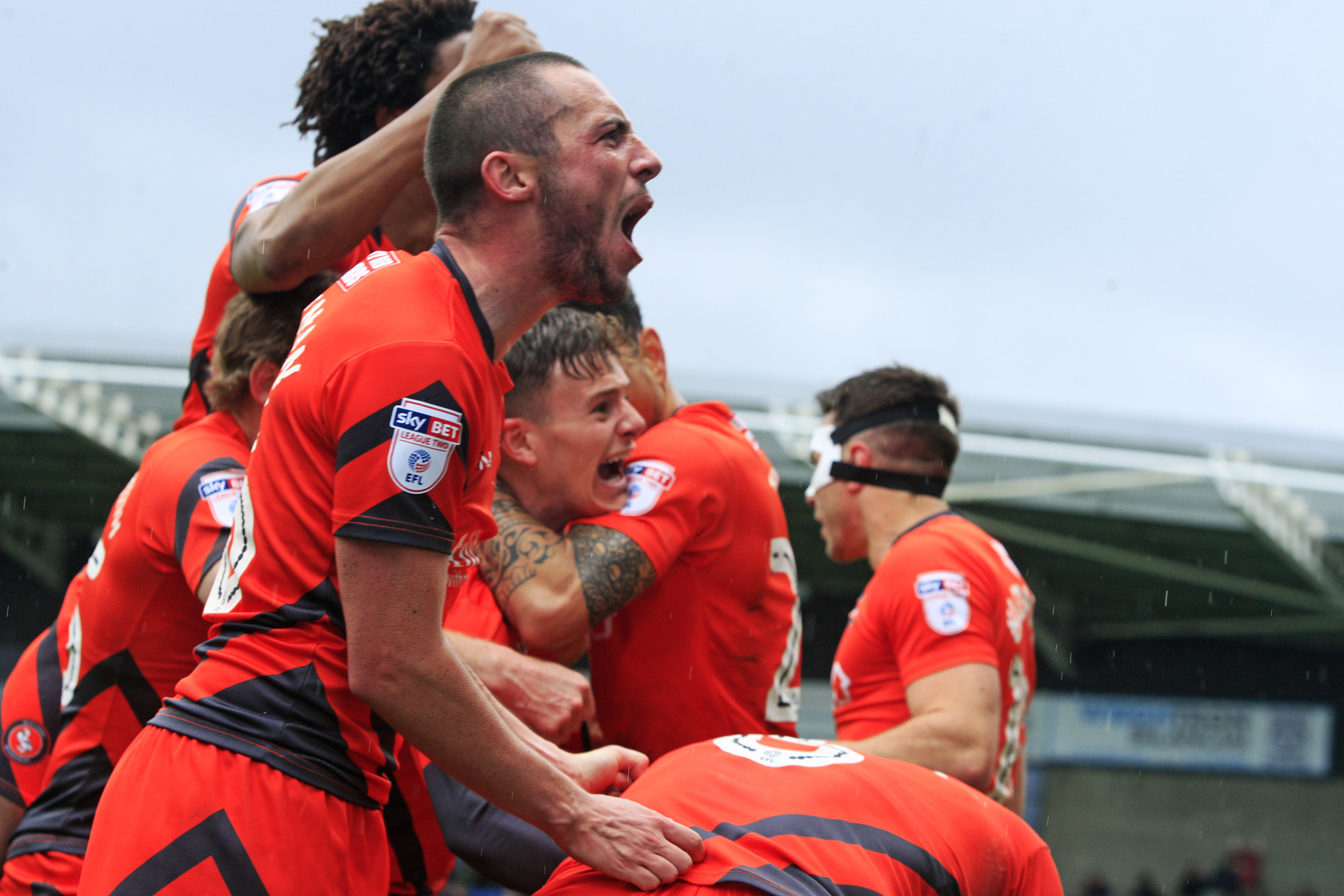 Wycombe play Blackpool on August 4