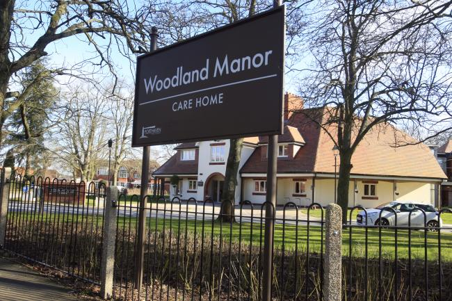 Dementia sufferer escaped from locked unit at 'special measures' care home