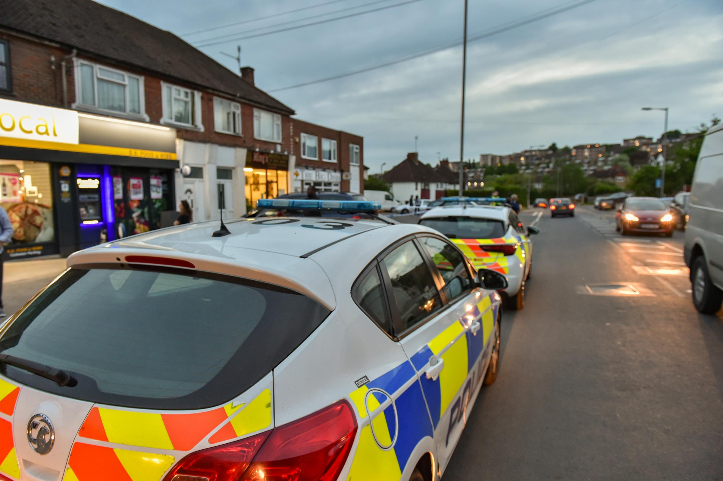 How safe is your street? EVERY road in Wycombe and Marlow ranked for crime