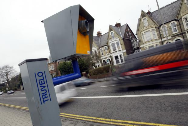 Revealed: The ten speed cameras set to be switched off
