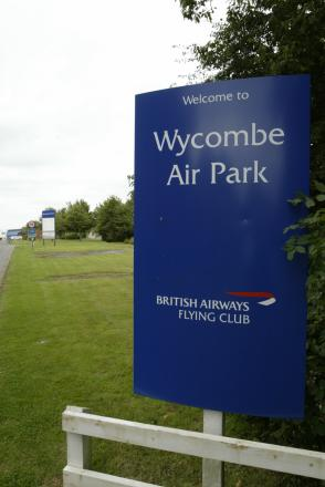 Campaigners ask government to take control of air traffic at Wycombe Air Park