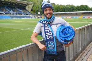 Wanderers fans given chance to sleep at Adams Park while raising cash for homeless charity as Big Sleepout returns