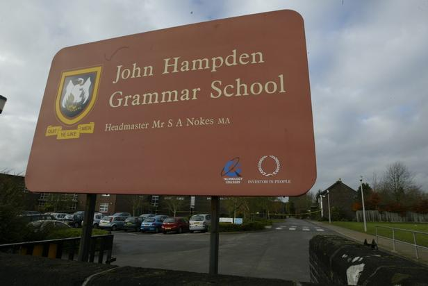 John Hampden is one of the schools consulting on a new admissions policy