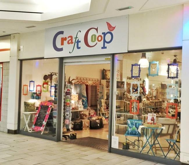 Craft Coop To Reopen In Eden Shopping Centre After Closing Doors In