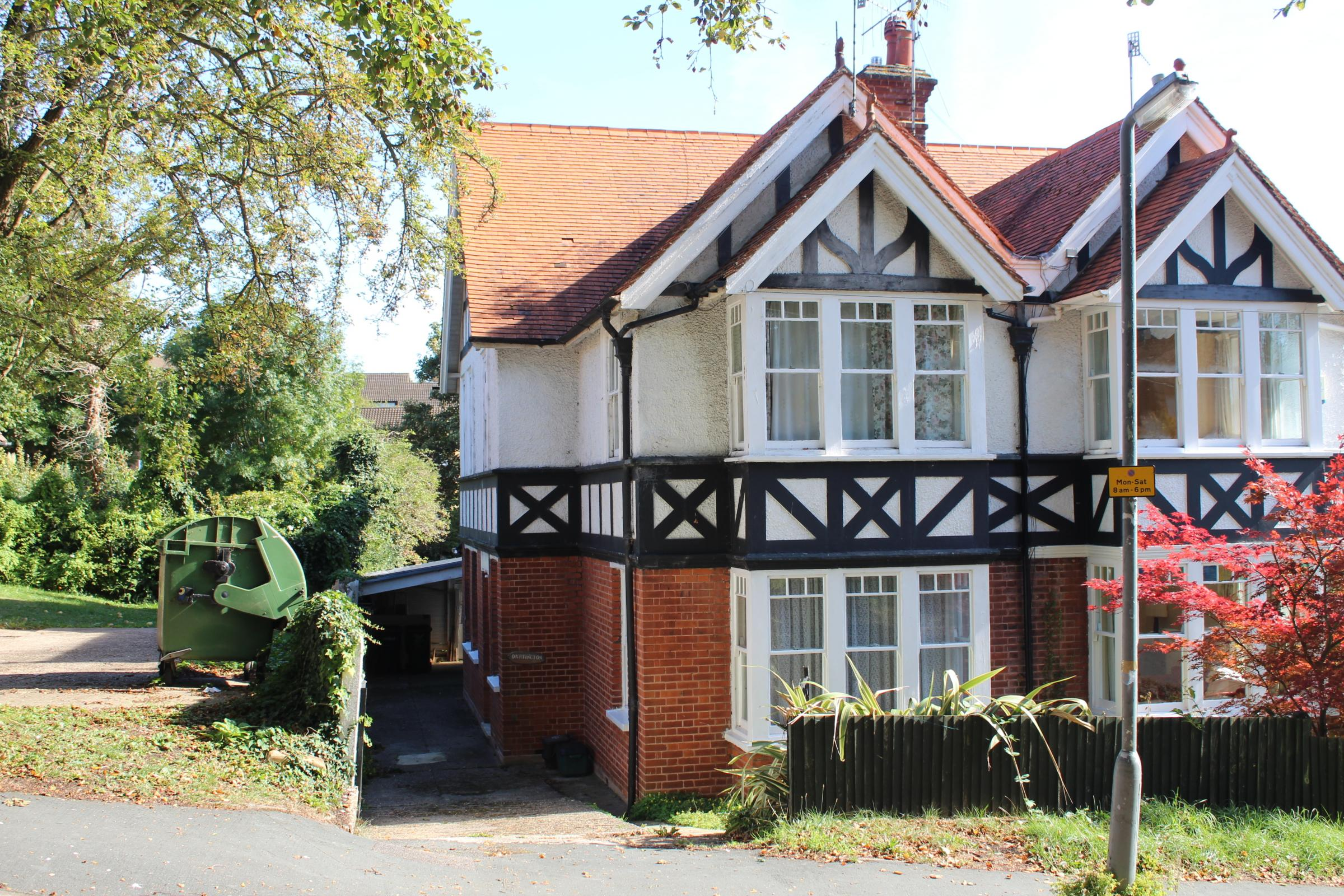 Homes Go Under The Hammer In Wycombe