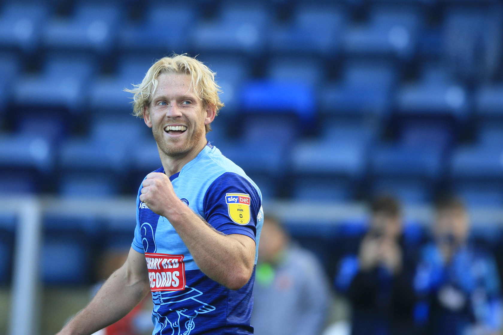 Mackail-Smith has fond memories of his time at Peterborough