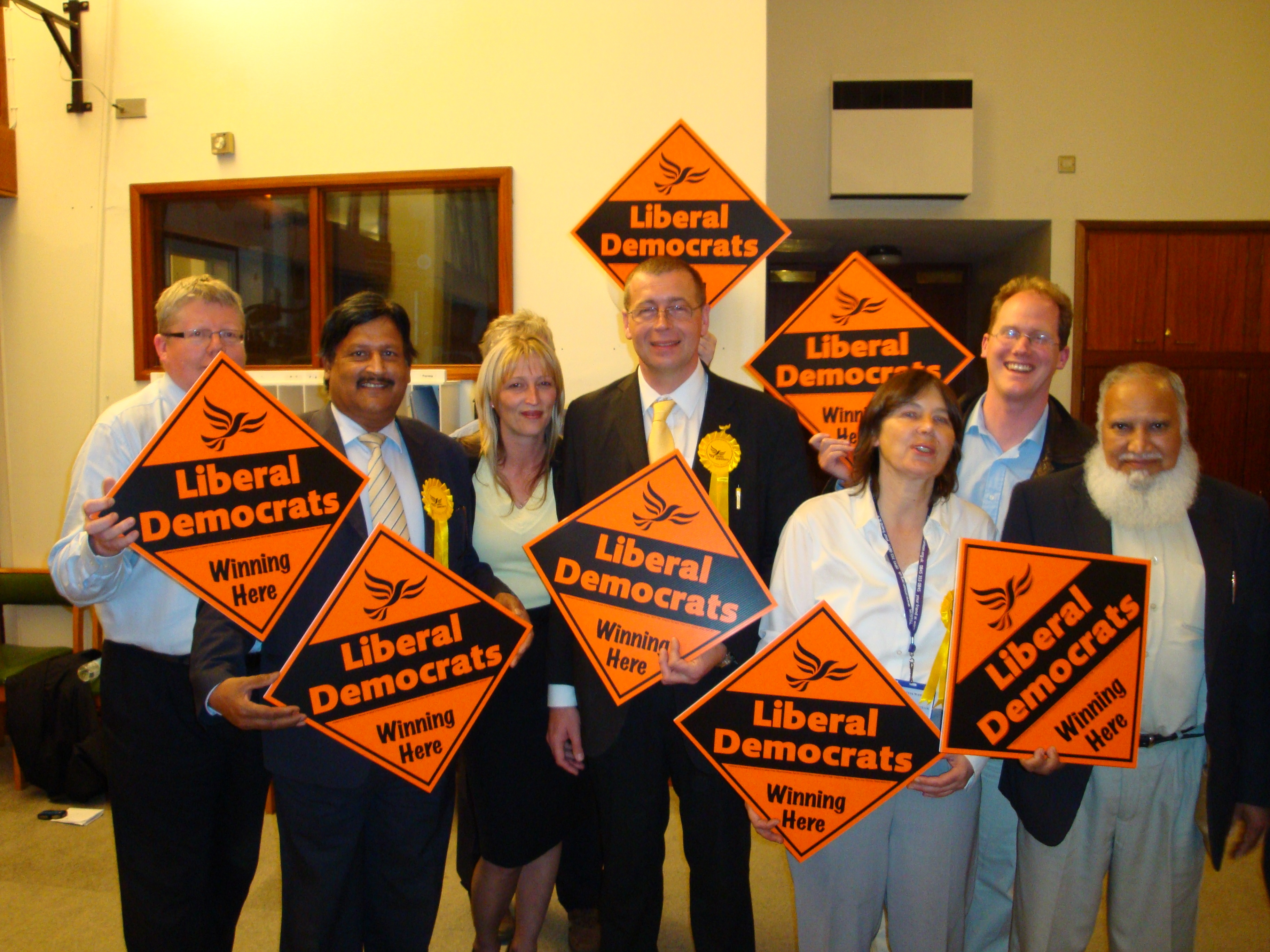 Lib Dem wins Totteridge by-election