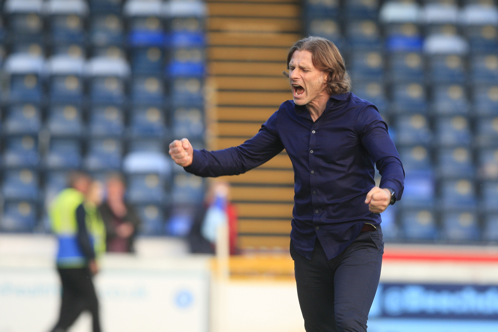 Wycombe boss Ainsworth was proud of his side's draw at Sunderland