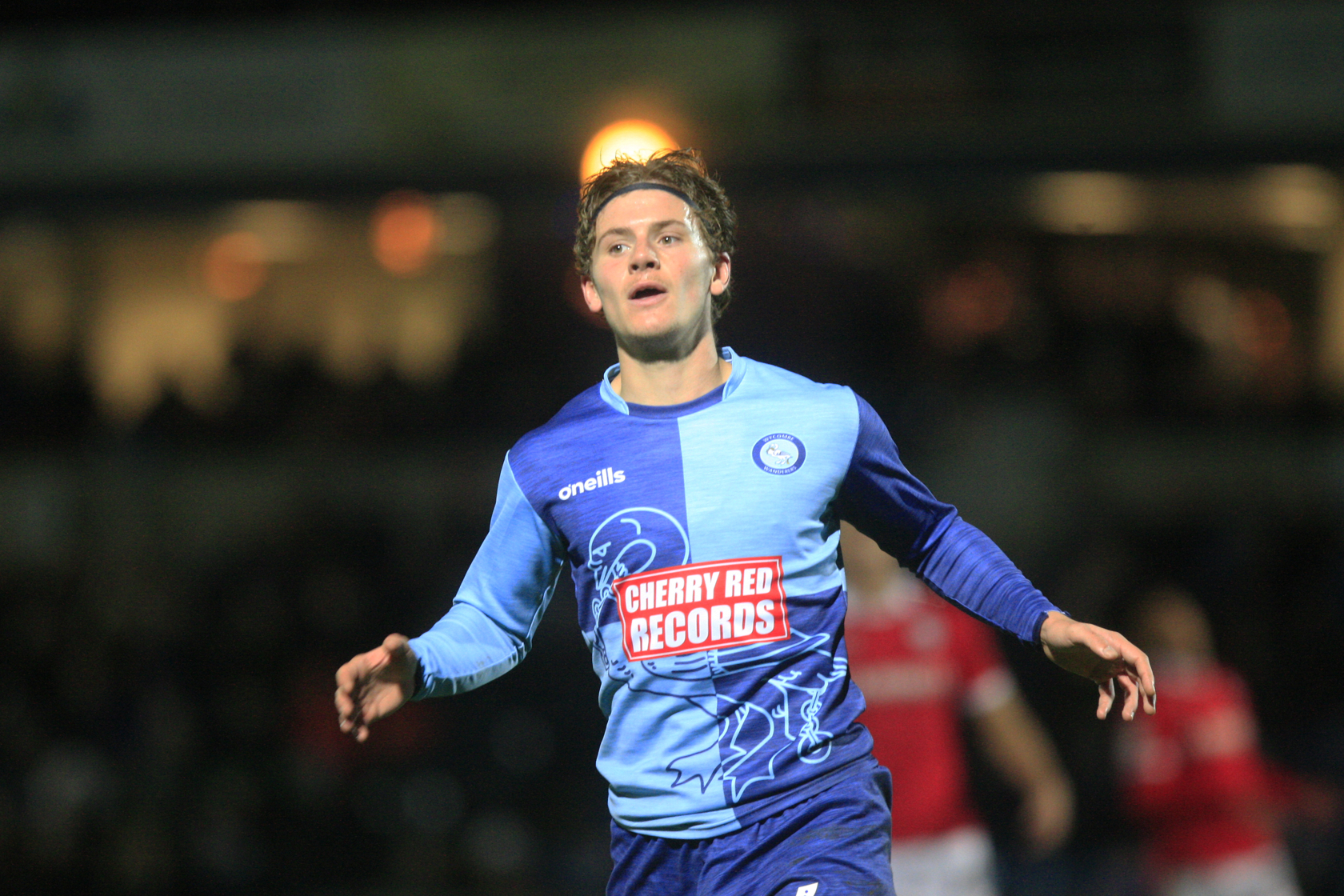 Gape was in sparkling form against Barnsley