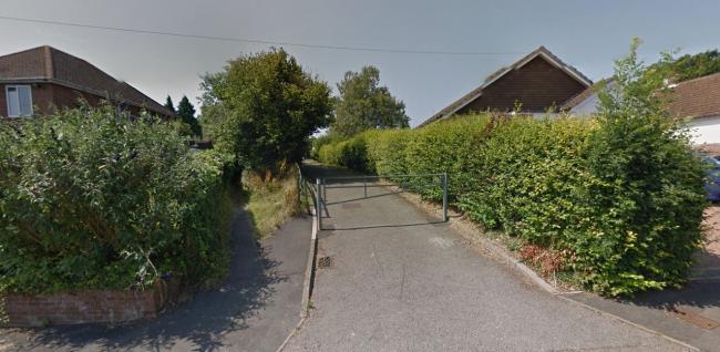 dog walker found body of man at tom burt s hill in high wycombe