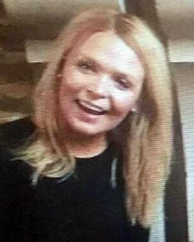 Christina Abbotts, 29, who was found dead in a bed in Crawley after friends