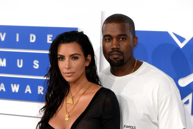 2dfadef5eebdc Kanye West surprises Kim Kardashian with private Kenny G show on ...