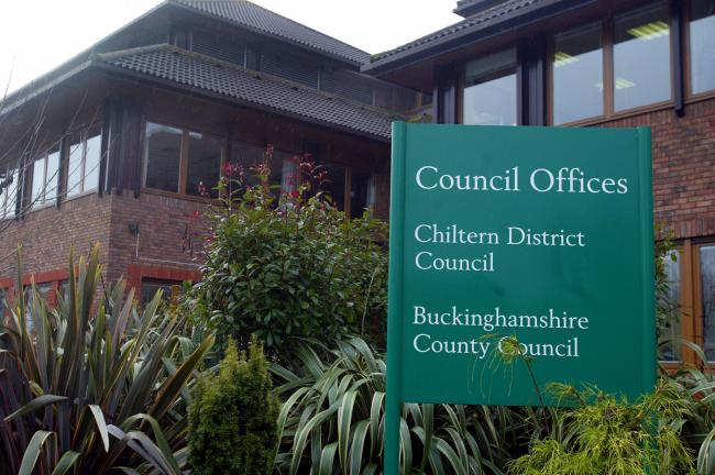 Chiltern District Council has warned residents of the plans