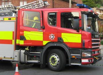 Boiler fire at Little Chalfont house