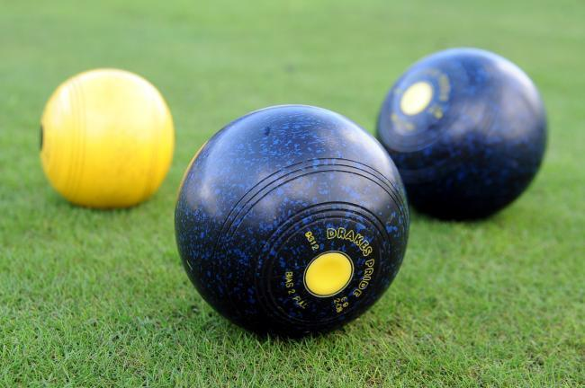 Ann White was the star on show during the 100th club finals at Marlow Bowls Club.