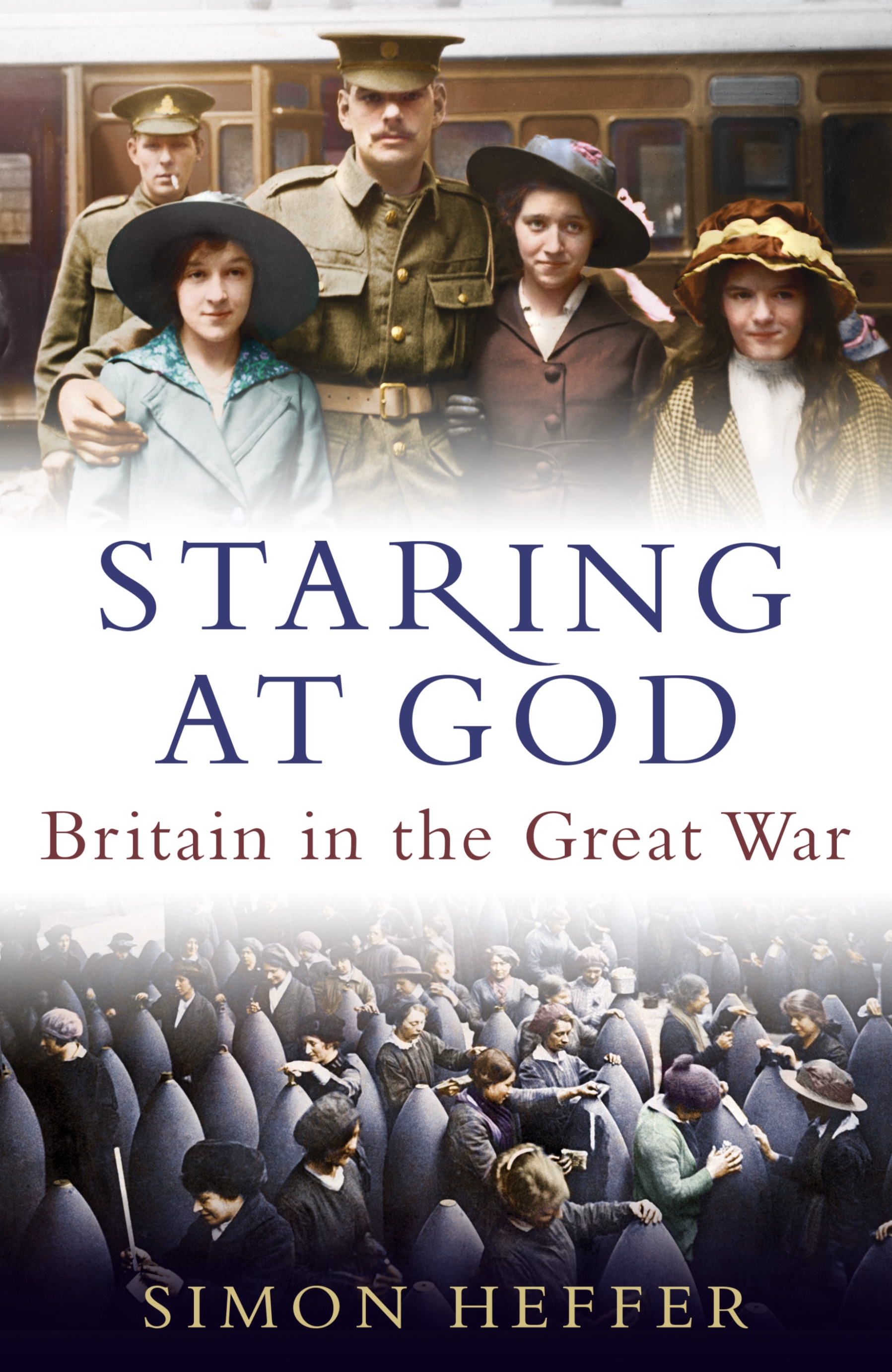 Britain in the First World War with Simon Heffer