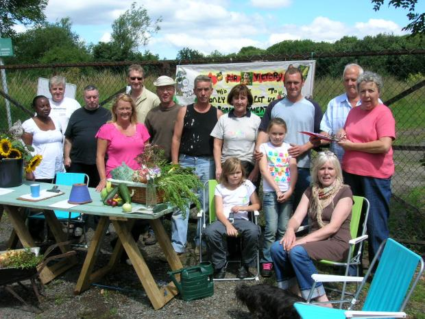 Council gives Bassetsbury Lane Allotments a reprieve
