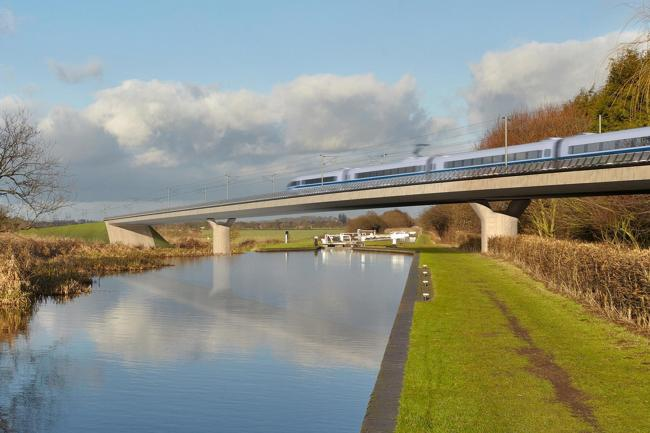 HS2's ancient woodland clearance halted by Transport Secretary