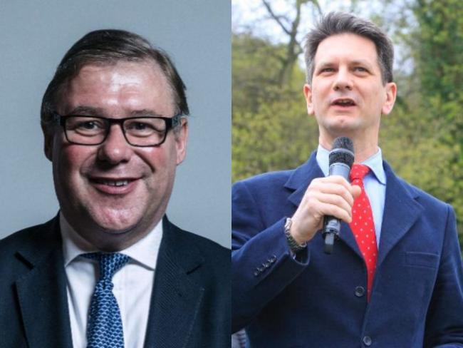 Steve Baker gets backing from Mark Francois to become next Prime Minister