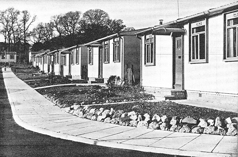 Kingsbury's Post-War Prefab Homes